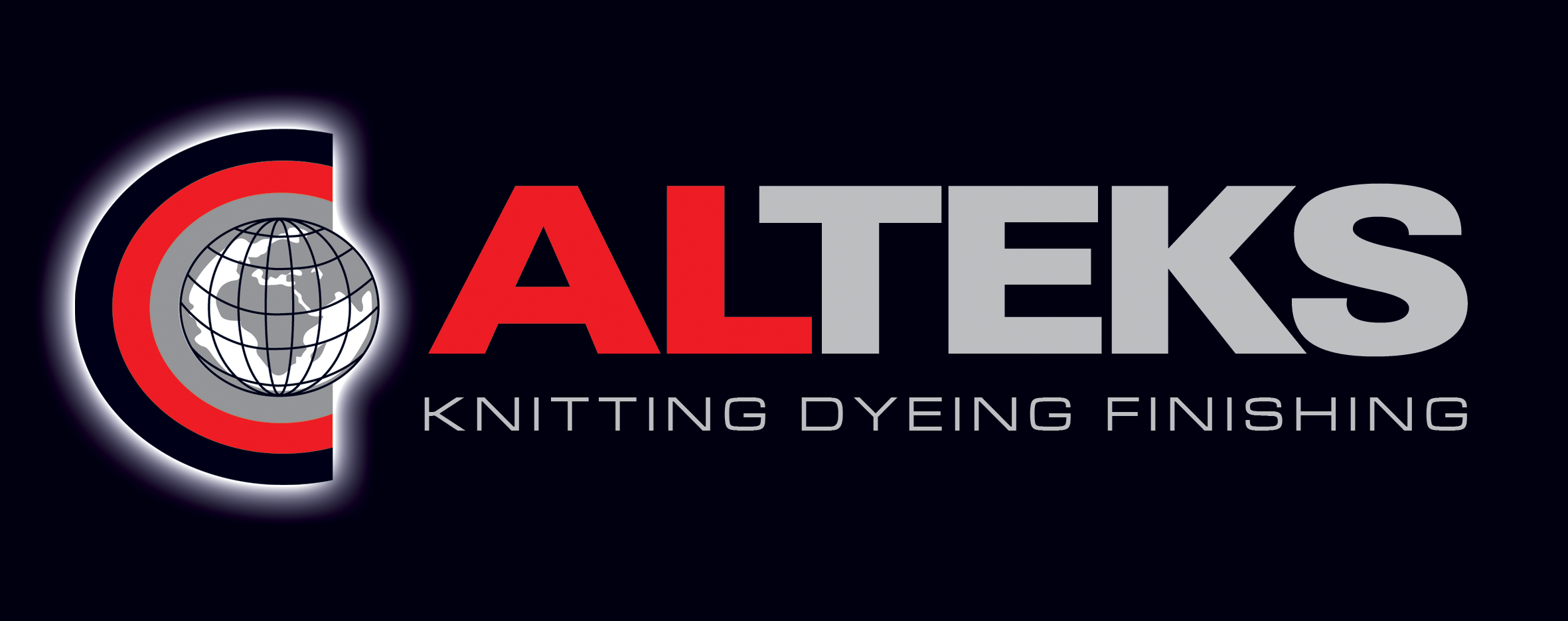 ALTEKS DYEING FINISHING INDUSTRY Logo